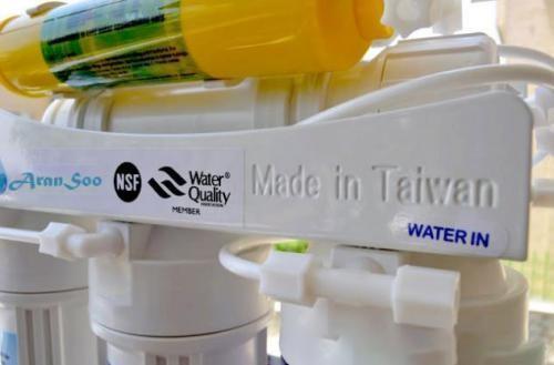 فروش انواع دستگاه تصفیه آب و لوازم جانبی اردبیل