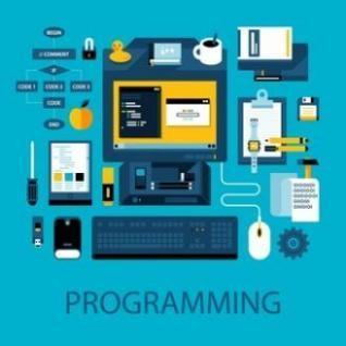 تدریس مجازی برنامه نویسی
