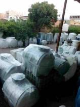 پخش مخازن پلی اتیلن شرکت طبرستان از ۵۰ الی ۲۰۰۰۰لیتری