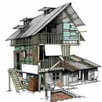 آموزش اسکیس طراحی شهری درتبریز مقدمات طراحی وکروکی