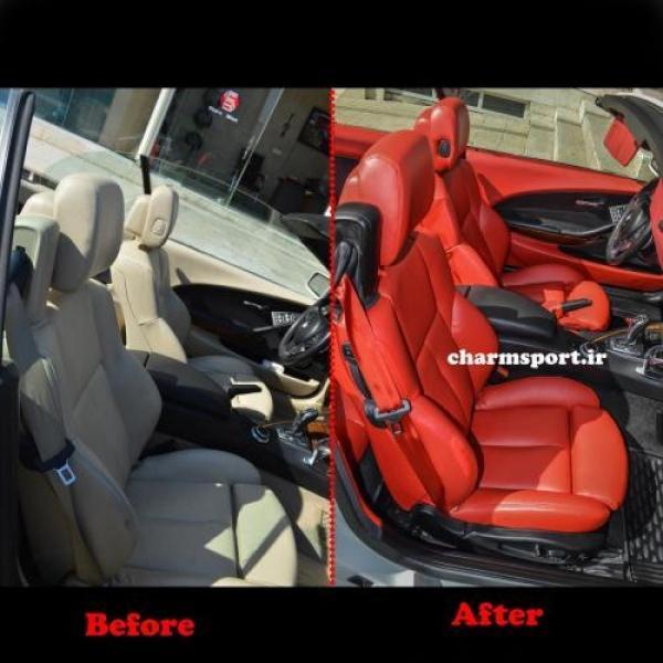 طراحی و دیزاین داخل خودرو